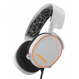 SteelSeries Arctis 5 Gaming Headset (White)