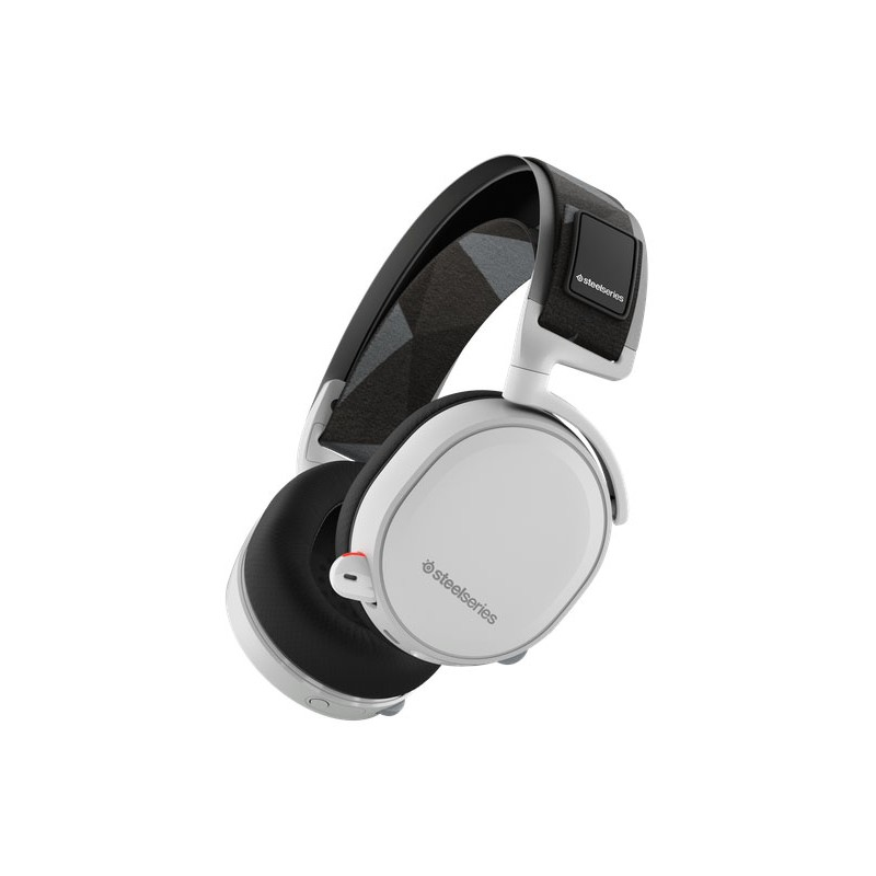 SteelSeries Arctis 7 Wireless Gaming Headset (White)
