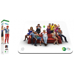 Steelseries QcK Sims 4