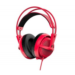 SteelSeries Siberia 200 Headset Forged Red (PC/PS3/PS4/XO)