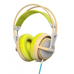SteelSeries Siberia 200 Headset Gaia Green (PC/PS3/PS4/XO)