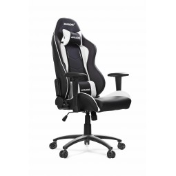 AKRacing Nitro Gaming Chair (Wit) AK-NITRO-WT