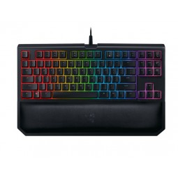 Razer BlackWidow TE Chroma V2 (Yellow Switch) Azerty (FR)